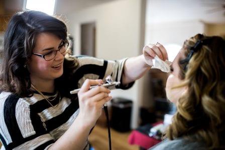 Spokane Makeup Artist