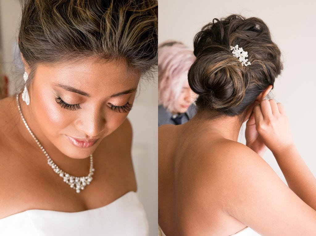 spokane wedding makeup and hair
