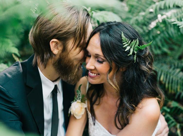 Spokane Wedding Hair and Makeup