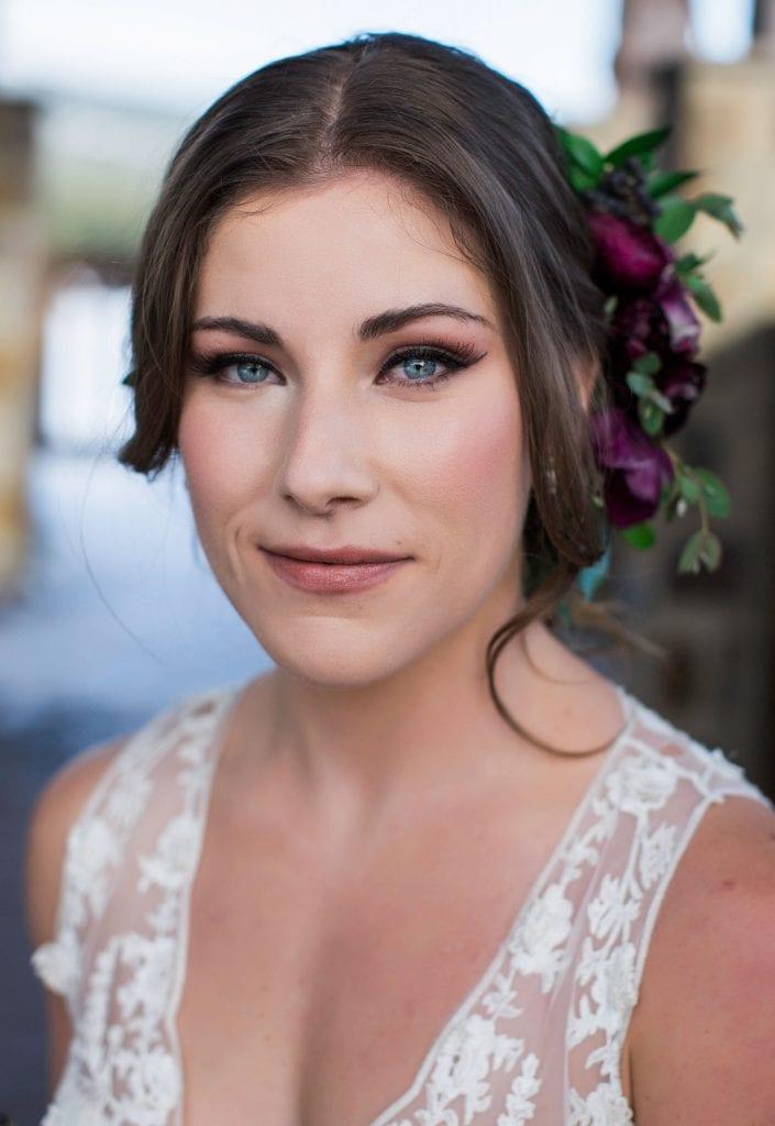 Suncadia wedding-seattle bridal makeup-seattle wedding makeup