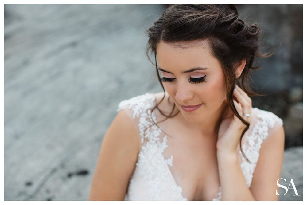 Pastel Wedding Makeup Enumclaw WA