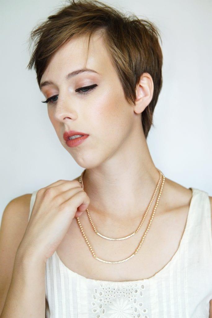 Beauty Makeup Rachel Jordan