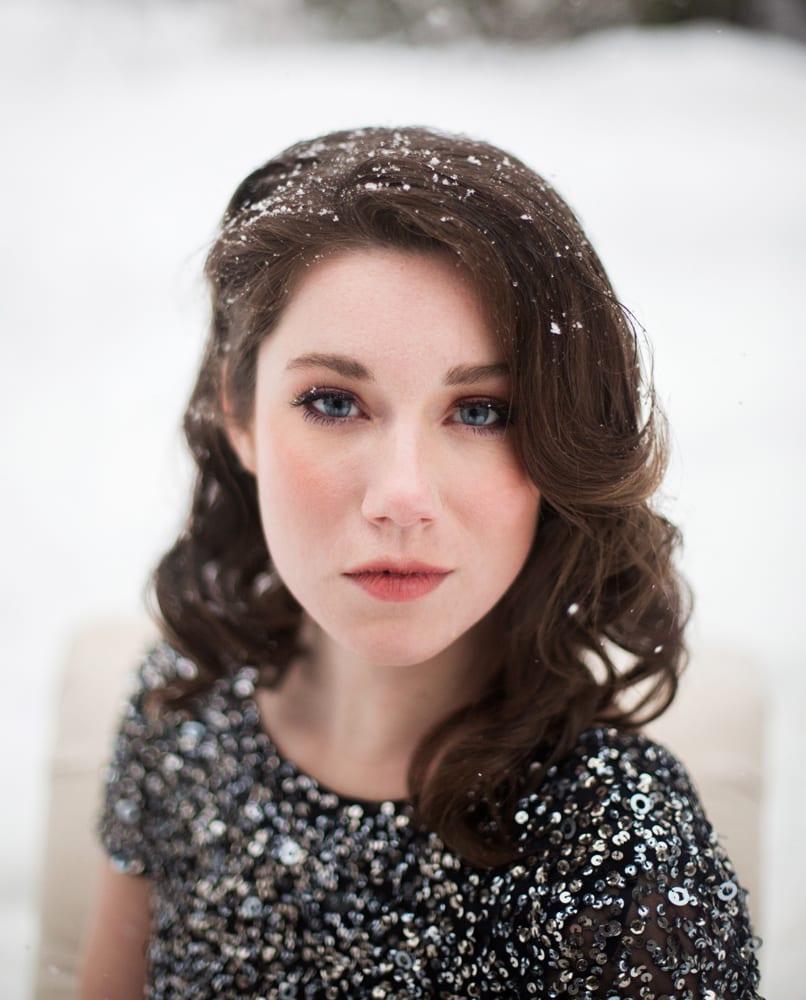 Engagment makeup Rachel Jordan
