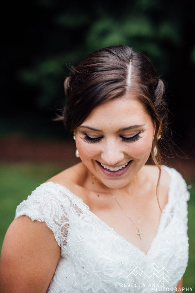 Tacoma Bridal makeup airbrushing wedding hairstyling