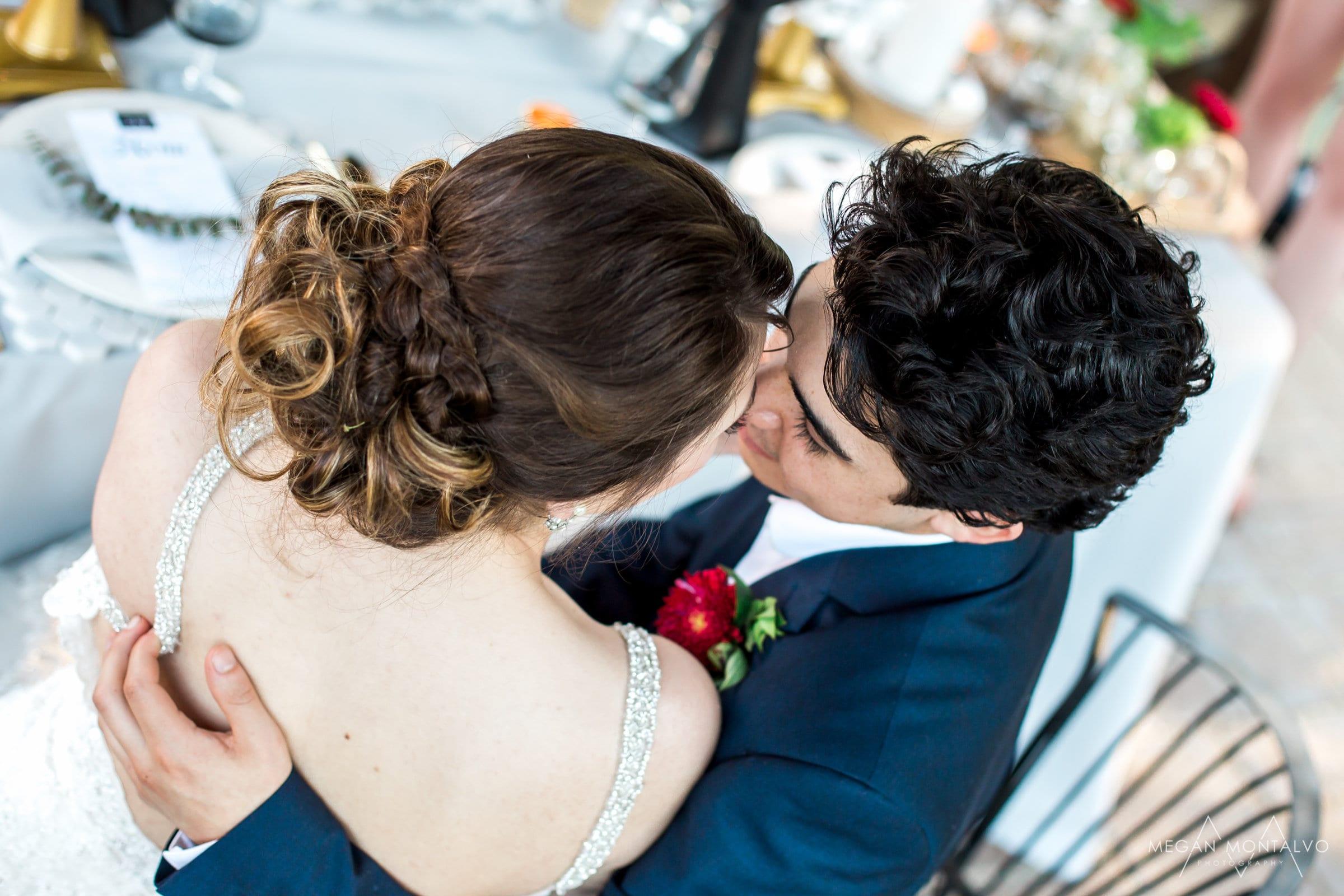 Seattle wedding hair