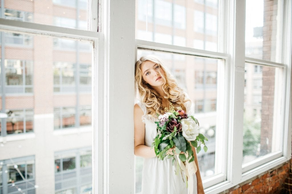 Seattle Bride Makeup
