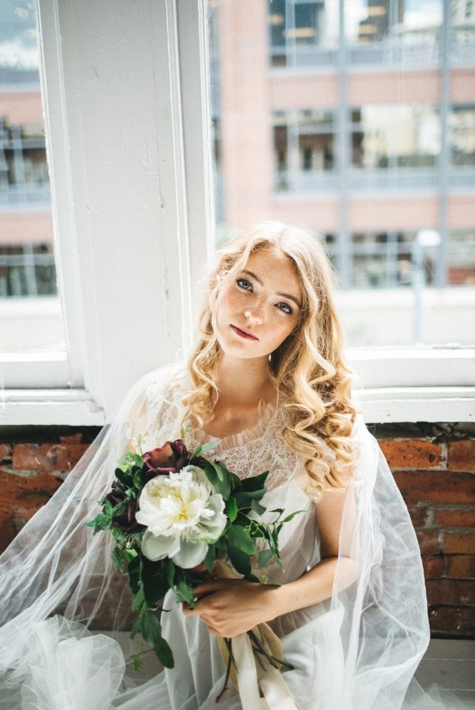 Seattle Bridal Makeup