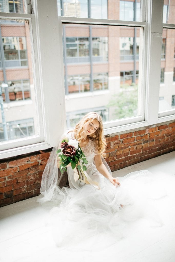 Seattle Bride Makeup