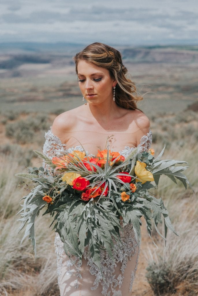 wedding hairstyling vantage washington