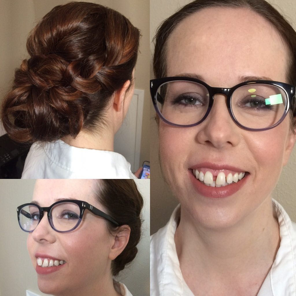 Tacoma Bridal hair and Makeup
