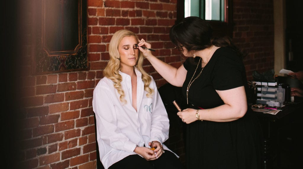Coeur d alene wedding makeup artist