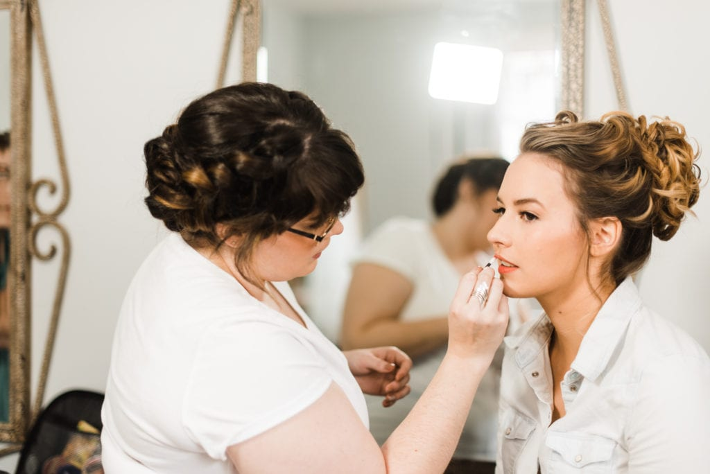 spokane makeup artist
